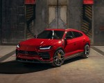 2020 NOVITEC Lamborghini Urus Front Three-Quarter Wallpapers 150x120 (3)
