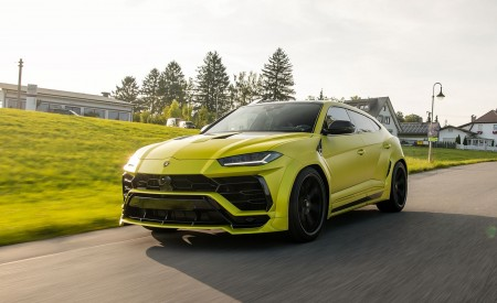 2020 NOVITEC Lamborghini Urus Wallpapers HD