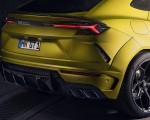 2020 NOVITEC Lamborghini Urus Rear Bumper Wallpapers 150x120 (19)