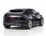 2020 NOVITEC Lamborghini Urus Rear Three-Quarter Wallpapers 150x120 (35)
