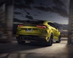 2020 NOVITEC Lamborghini Urus Rear Wallpapers 150x120 (12)