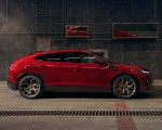 2020 NOVITEC Lamborghini Urus Side Wallpapers 150x120 (5)