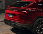 2020 NOVITEC Lamborghini Urus Tail Light Wallpapers 150x120 (6)