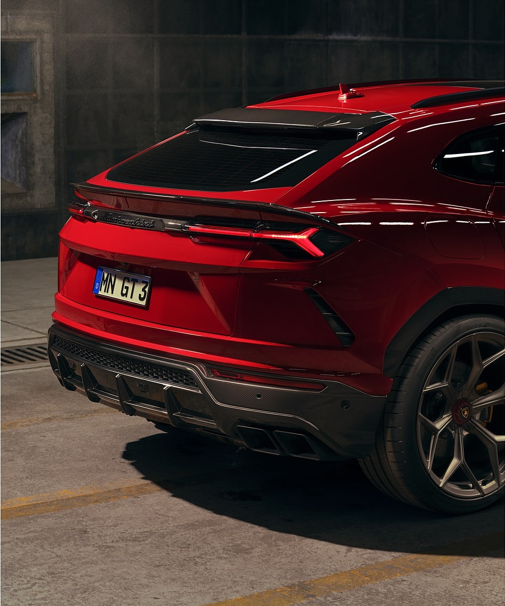 2020 NOVITEC Lamborghini Urus Tail Light Wallpapers (6)