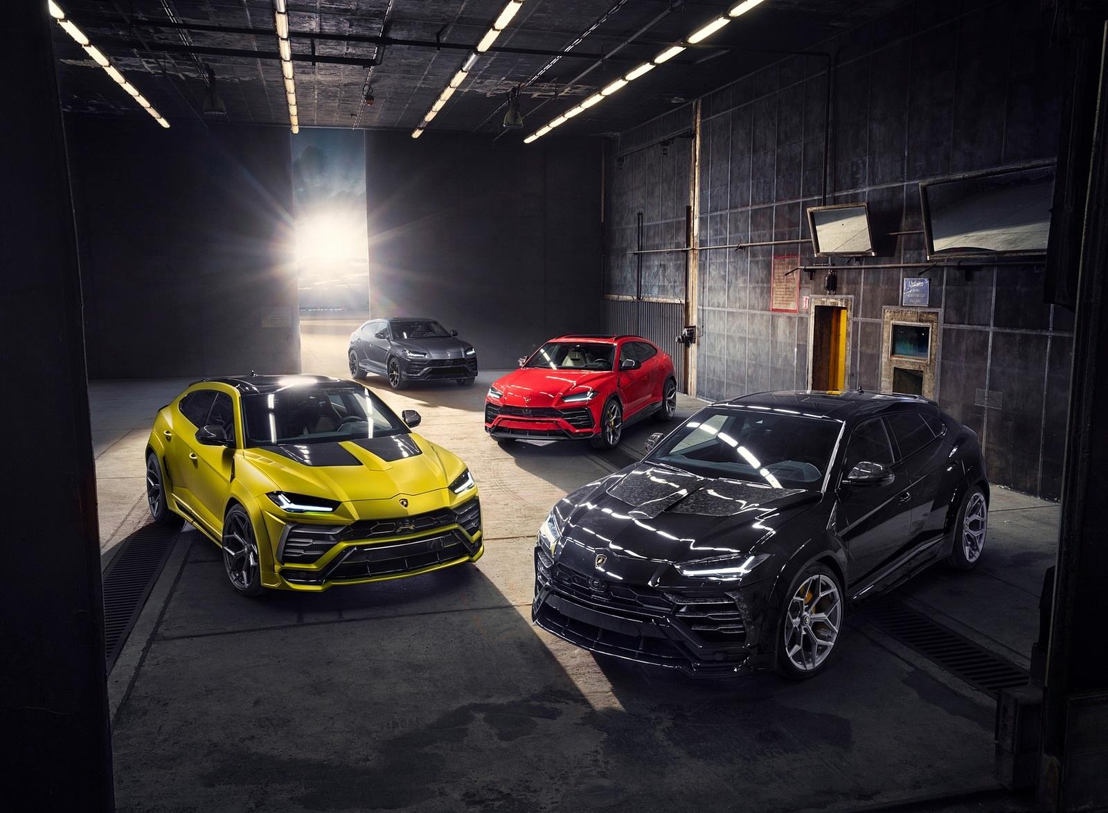 2020 NOVITEC Lamborghini Urus Wallpapers (14)