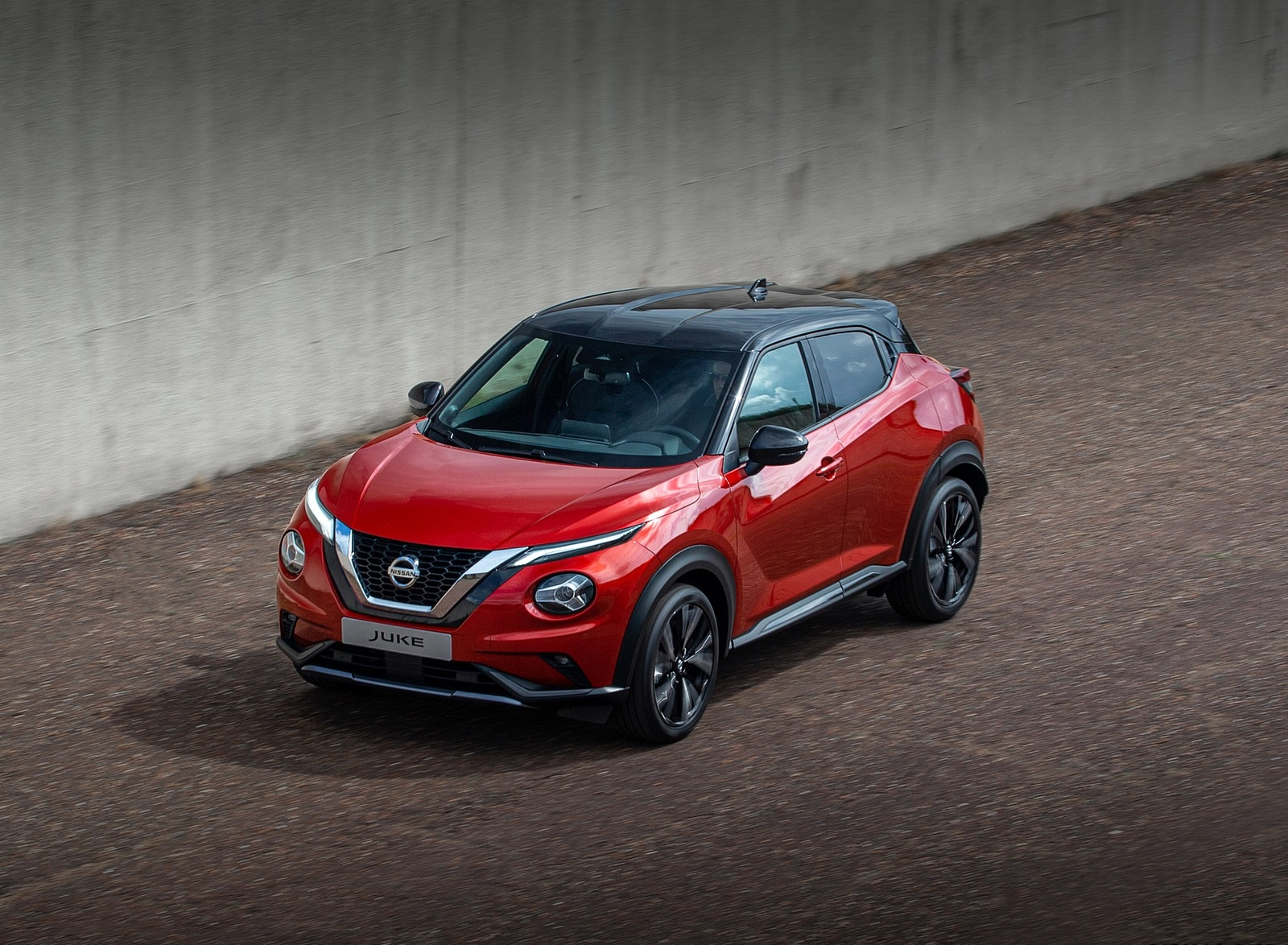 2020 Nissan Juke Front Three-Quarter Wallpapers (1)
