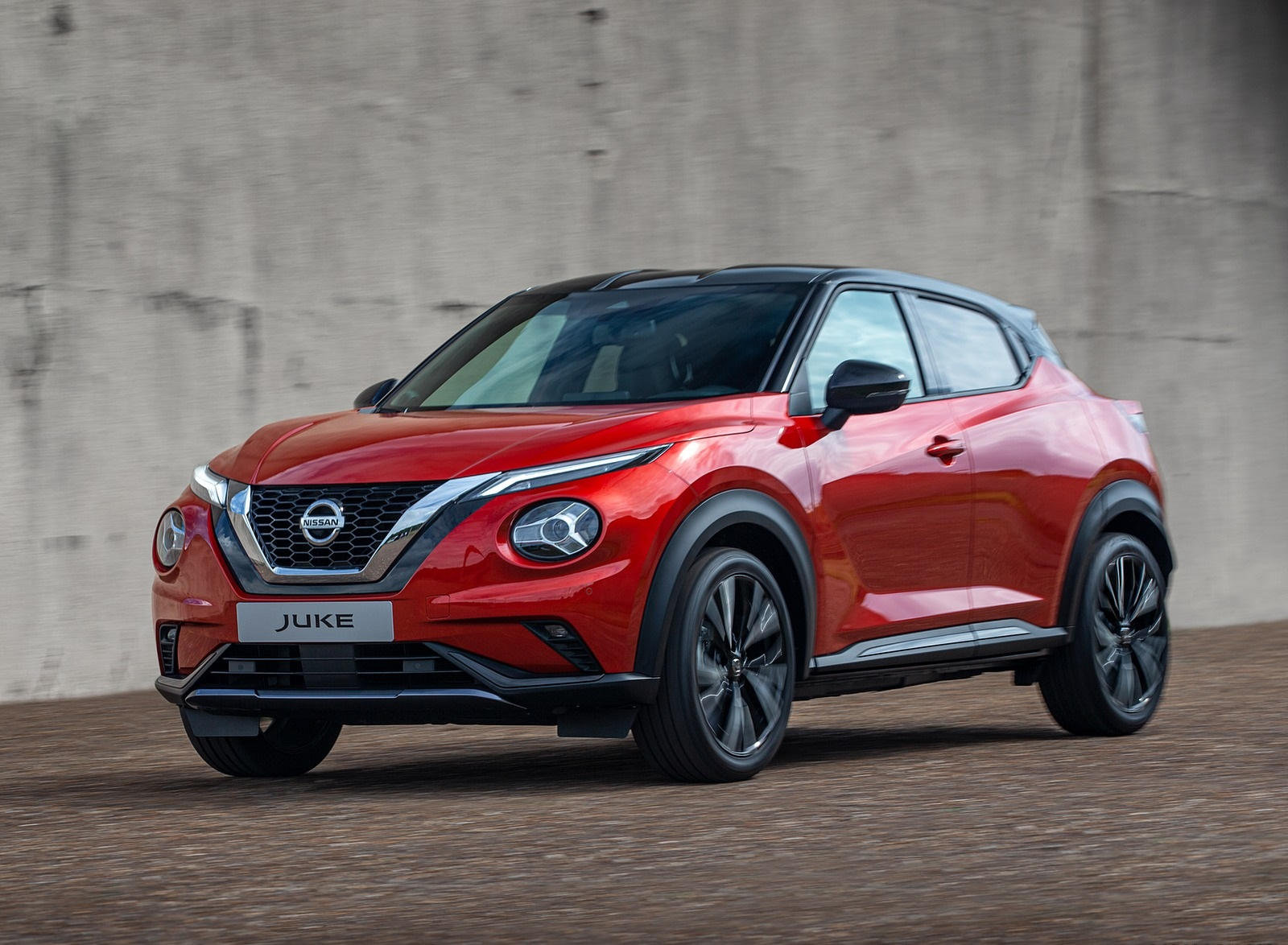 2020 Nissan Juke Front Three-Quarter Wallpapers (3)
