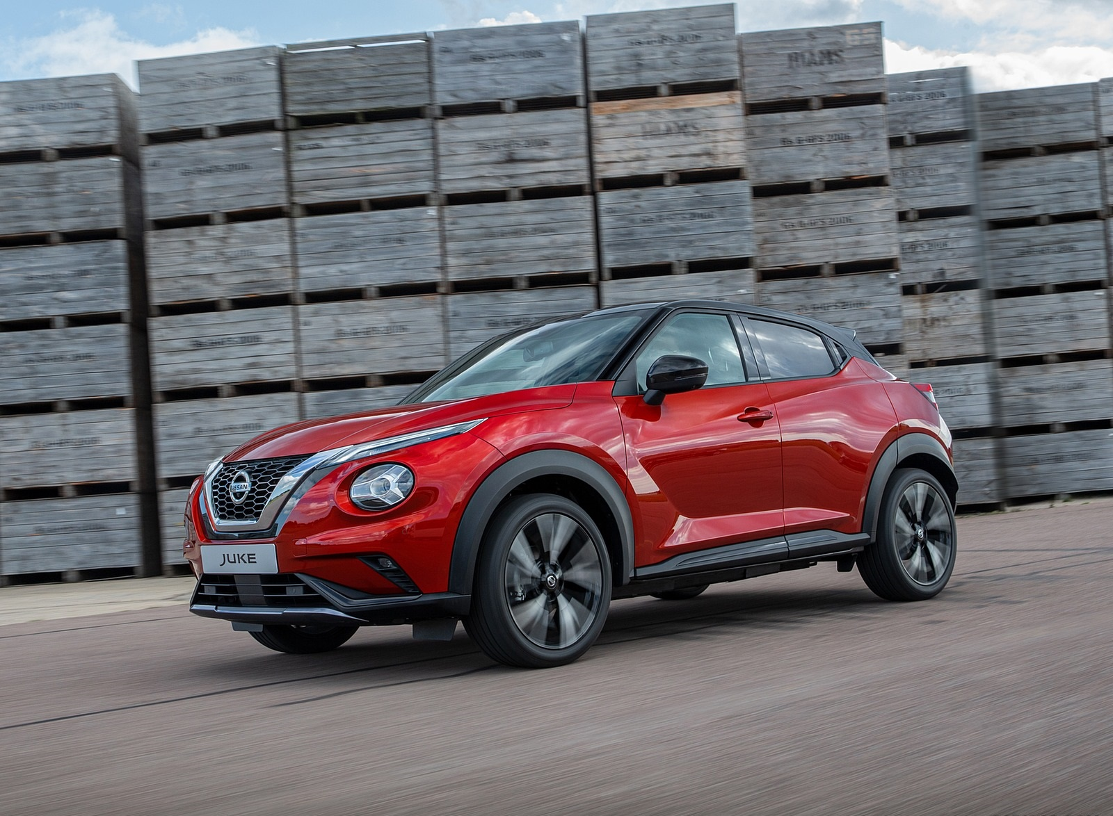 2020 Nissan Juke Front Three-Quarter Wallpapers (4)