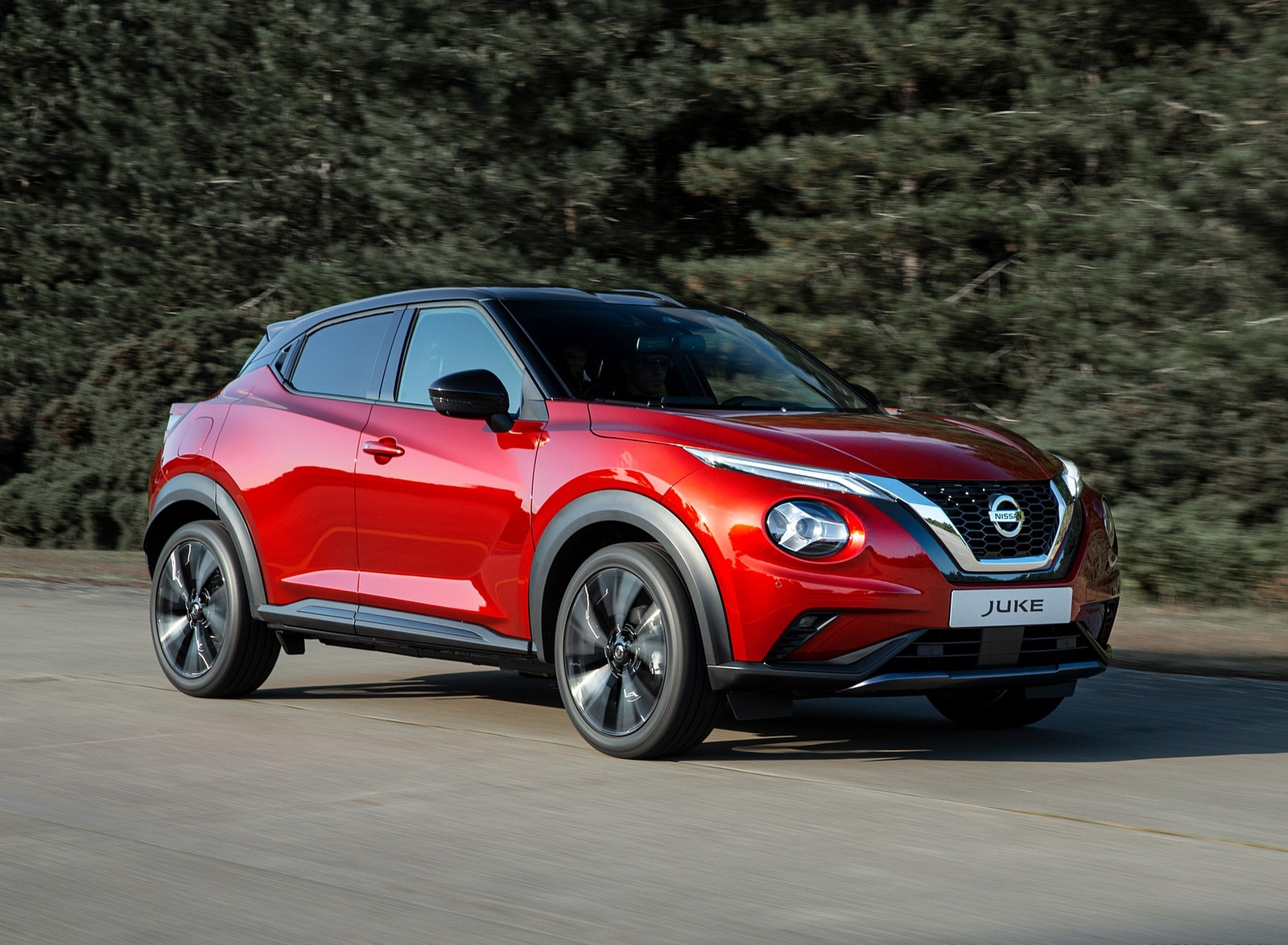 2020 Nissan Juke Front Three-Quarter Wallpapers (5)