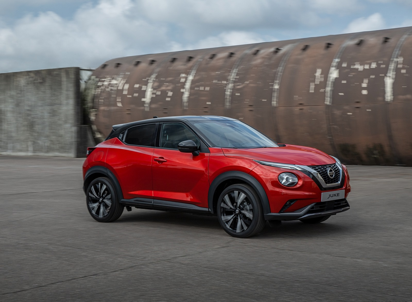 2020 Nissan Juke Front Three-Quarter Wallpapers (6)