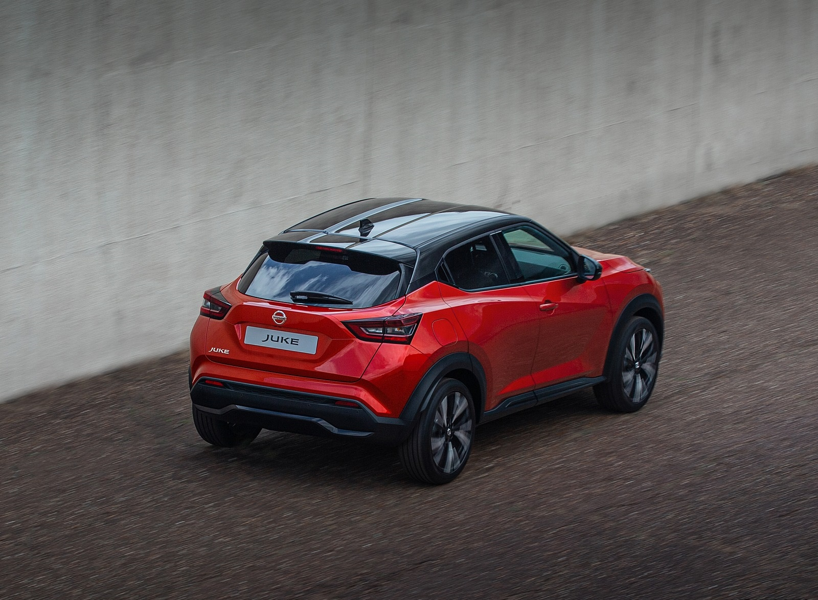 2020 Nissan Juke Rear Three-Quarter Wallpapers (7)