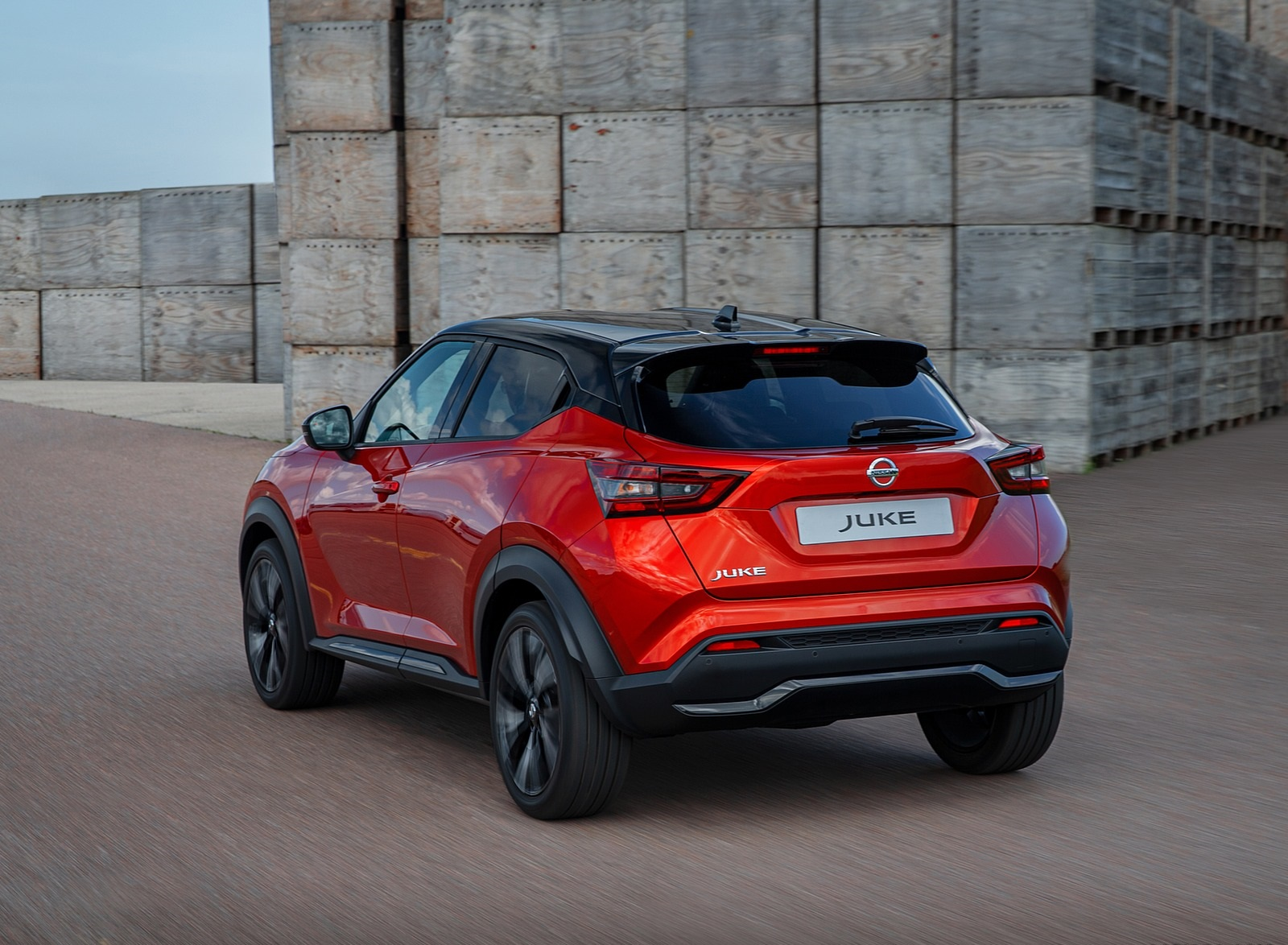 2020 Nissan Juke Rear Three-Quarter Wallpapers (9)