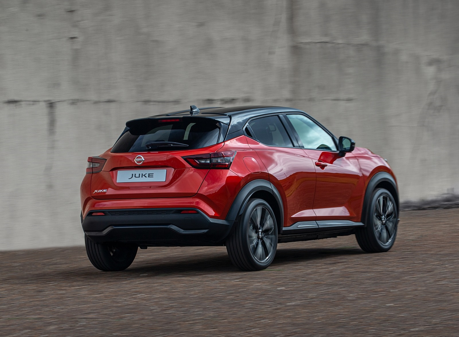 2020 Nissan Juke Rear Three-Quarter Wallpapers (10)