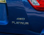2020 Nissan Pathfinder Platinum 4WD Badge Wallpapers 150x120 (9)