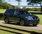 2020 Nissan Pathfinder Platinum 4WD Front Three-Quarter Wallpapers 150x120 (1)