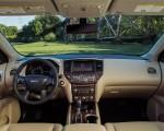 2020 Nissan Pathfinder Platinum 4WD Interior Cockpit Wallpapers 150x120 (19)