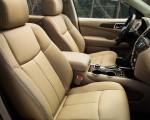 2020 Nissan Pathfinder Platinum 4WD Interior Seats Wallpapers 150x120 (14)