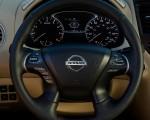 2020 Nissan Pathfinder Platinum 4WD Interior Steering Wheel Wallpapers 150x120 (12)