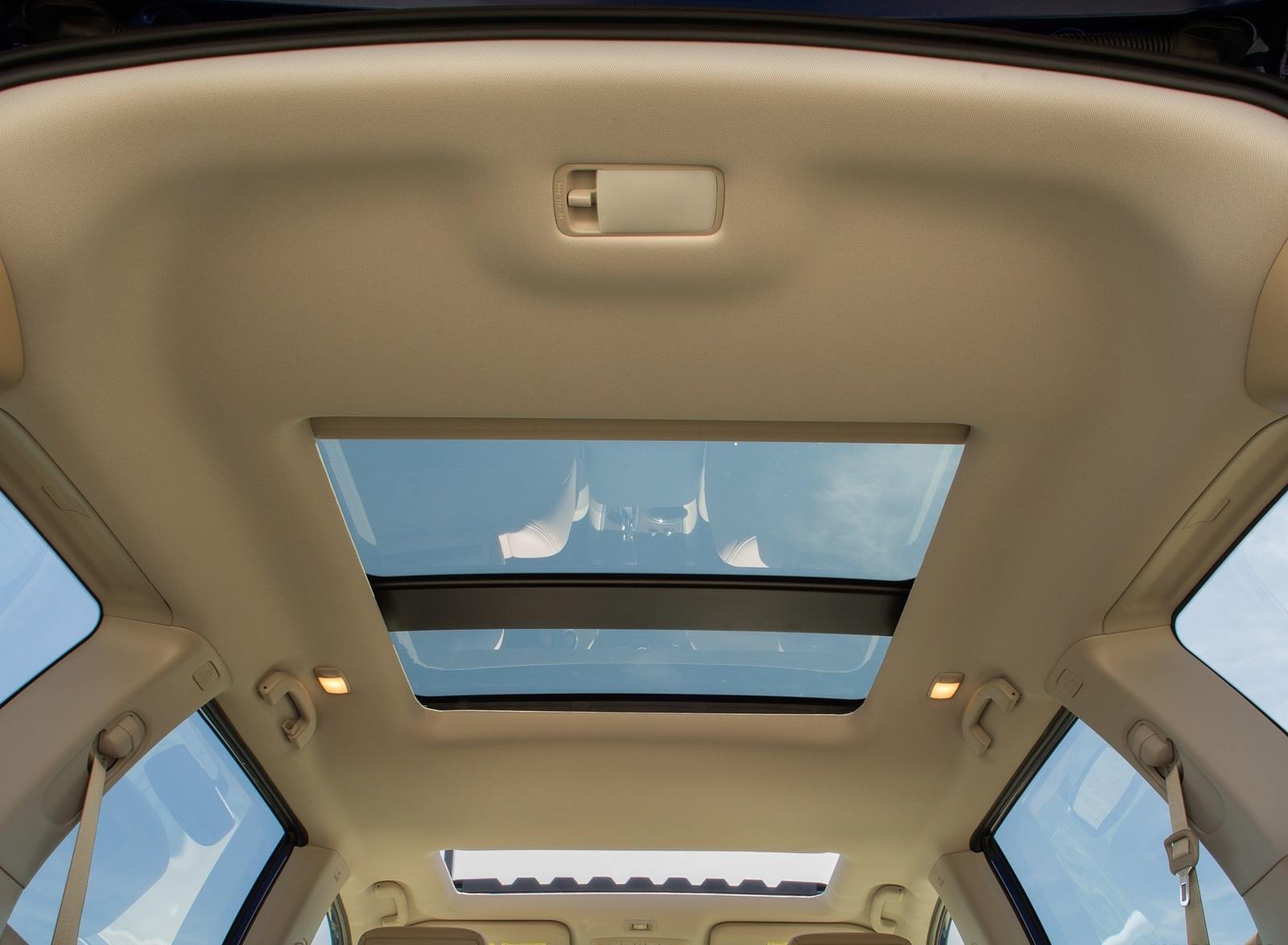 2020 Nissan Pathfinder Platinum 4WD Panoramic Roof Wallpapers (11)