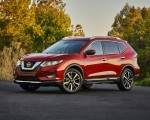 2020 Nissan Rogue Front Three-Quarter Wallpapers 150x120 (10)