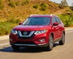 2020 Nissan Rogue Front Three-Quarter Wallpapers 150x120 (3)