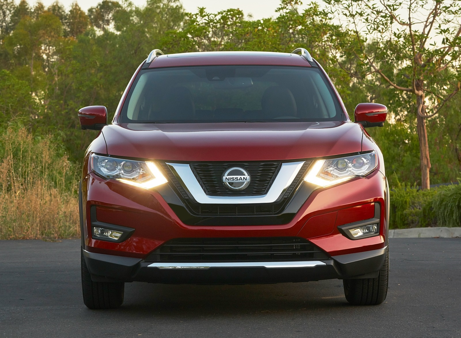 2020 Nissan Rogue Front Wallpapers (9)