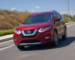 2020 Nissan Rogue Front Wallpapers 150x120 (1)