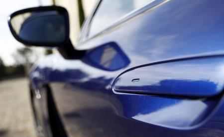 2020 Porsche Taycan Turbo (Color: Gentian Blue Metallic) Detail Wallpapers 450x275 (13)