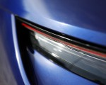 2020 Porsche Taycan Turbo (Color: Gentian Blue Metallic) Tail Light Wallpapers 150x120 (16)