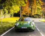2020 Porsche Taycan Turbo (Color: Mamba Green Metallic) Front Wallpapers 150x120 (25)