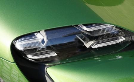 2020 Porsche Taycan Turbo (Color: Mamba Green Metallic) Headlight Wallpapers 450x275 (37)