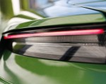 2020 Porsche Taycan Turbo (Color: Mamba Green Metallic) Tail Light Wallpapers 150x120 (39)