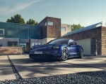 2020 Porsche Taycan Turbo Front Three-Quarter Wallpapers 150x120 (47)