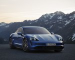 2020 Porsche Taycan Turbo Front Three-Quarter Wallpapers 150x120 (46)