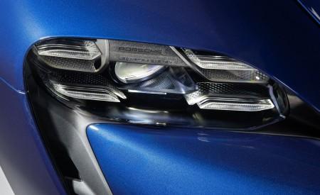 2020 Porsche Taycan Turbo Headlight Wallpapers 450x275 (60)