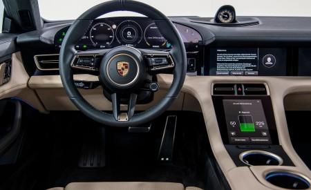 2020 Porsche Taycan Turbo Interior Cockpit Wallpapers 450x275 (65)