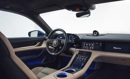 2020 Porsche Taycan Turbo Interior Wallpapers 450x275 (70)