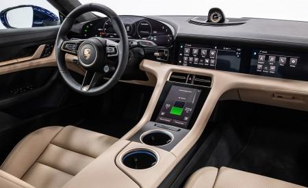 2020 Porsche Taycan Turbo Interior Wallpapers 450x275 (69)
