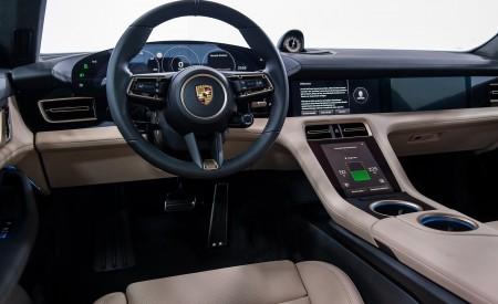 2020 Porsche Taycan Turbo Interior Wallpapers 450x275 (68)