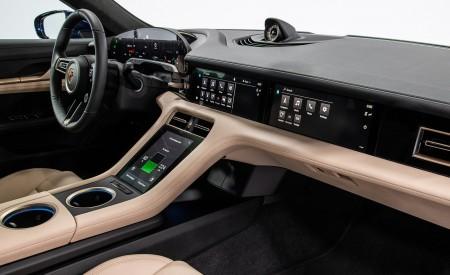 2020 Porsche Taycan Turbo Interior Wallpapers 450x275 (66)