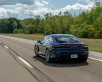 2020 Porsche Taycan Turbo Rear Three-Quarter Wallpapers 150x120 (42)