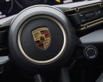 2020 Porsche Taycan Turbo S (Color: Mamba Green Metallic) Interior Detail Wallpapers 150x120 (26)