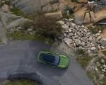 2020 Porsche Taycan Turbo S (Color: Mamba Green Metallic) Top Wallpapers 150x120 (9)