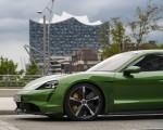 2020 Porsche Taycan Turbo S (Color: Mamba Green Metallic) Wheel Wallpapers 150x120 (19)