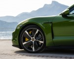 2020 Porsche Taycan Turbo S (Color: Mamba Green Metallic) Wheel Wallpapers 150x120 (20)