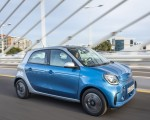 2020 Smart EQ ForFour Passion Line (Color: Steel Blue) Front Three-Quarter Wallpapers 150x120 (46)