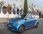 2020 Smart EQ ForFour Passion Line (Color: Steel Blue) Front Three-Quarter Wallpapers 150x120 (47)