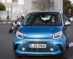 2020 Smart EQ ForFour Passion Line (Color: Steel Blue) Front Wallpapers 150x120 (48)