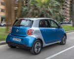 2020 Smart EQ ForFour Passion Line (Color: Steel Blue) Rear Three-Quarter Wallpapers 150x120 (49)