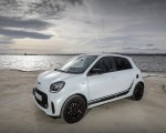 2020 Smart EQ ForFour Pulse Line (Color: Ice White) Front Three-Quarter Wallpapers 150x120 (32)